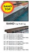 SandTopWallcap