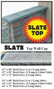 SlateTopWallcap