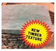 TimberTexture Wallcaps