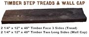TimberTreadsandWallCaps